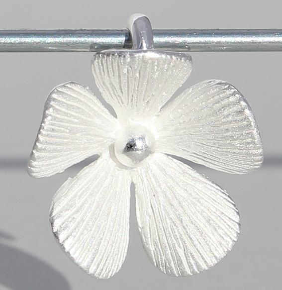 Silberanhänger | Silberblüte