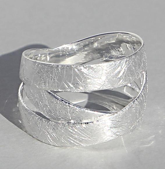Silberring | Bänder