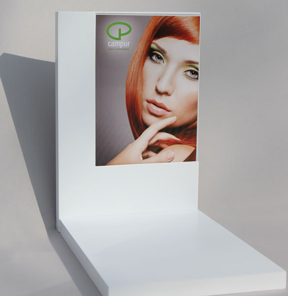 Display Standard-Base 20x29 cm | Einfach