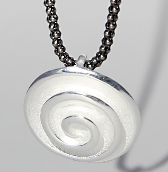 Anhänger Spirale