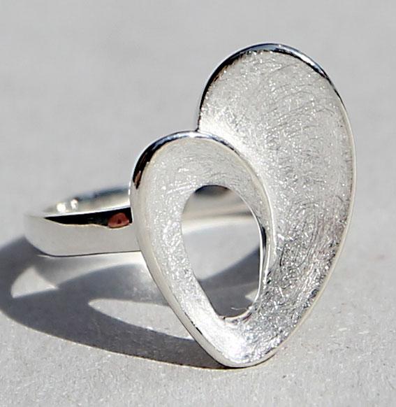 Ring | open Heart