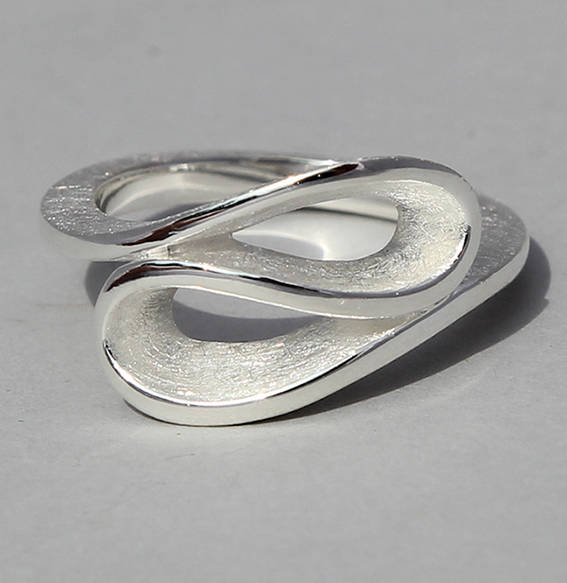 Silberring | Infinity